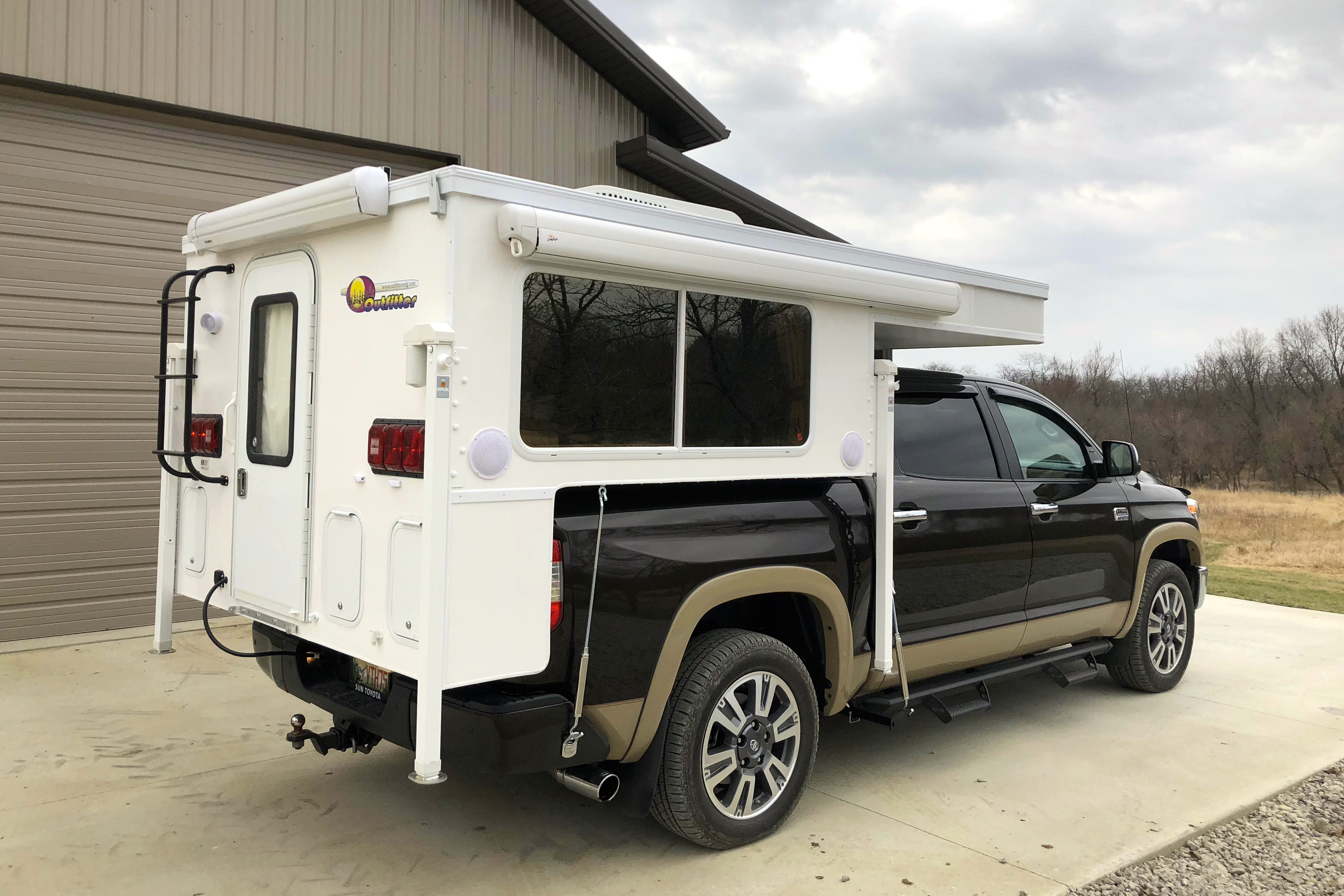 In the Spotlight: 2018 Outfitter Caribou Lite 6 5   Truck