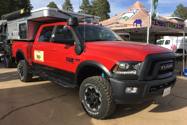 Top 4x4 Extreme Campers of the 2018 Overland Expo | Truck