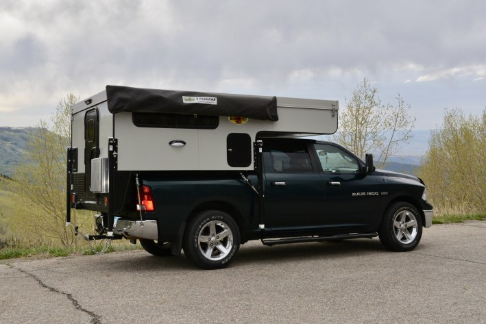 In The Spotlight 2018 Bundutec Wild Pop Up Camper Truck Camper