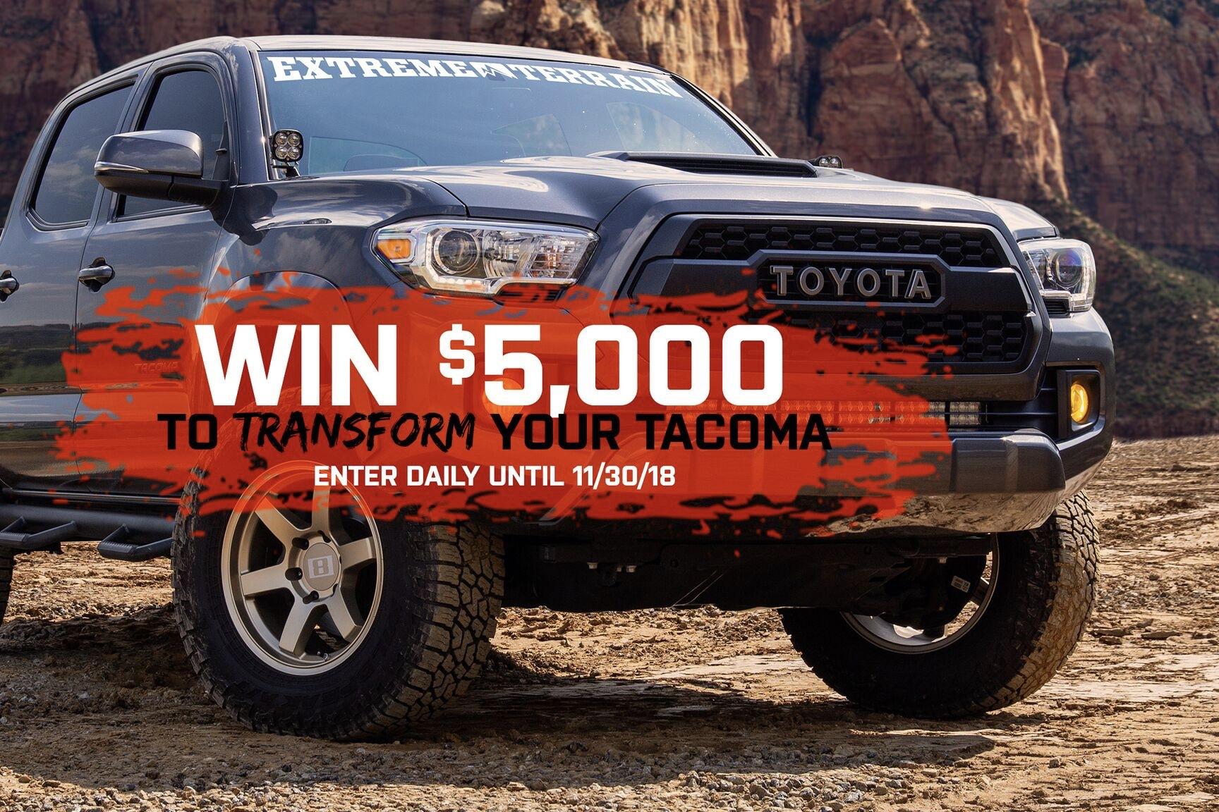 Diesel truck giveaways contests