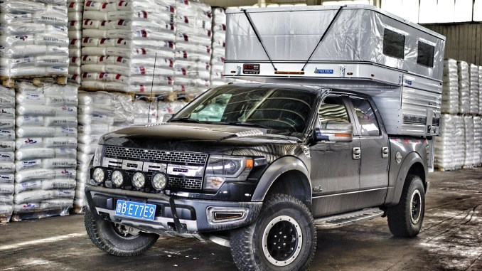 Grading the 2019 Ford Raptor   Truck Camper Adventure