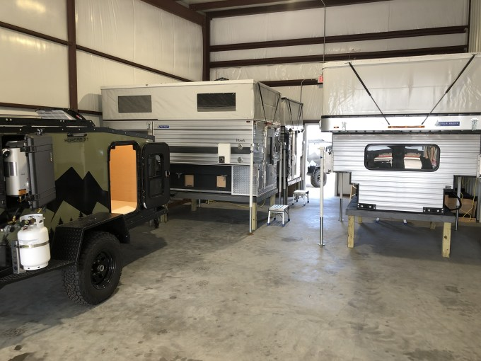 Four Wheel Camper Announces Jan 26 Open House at New Texas
