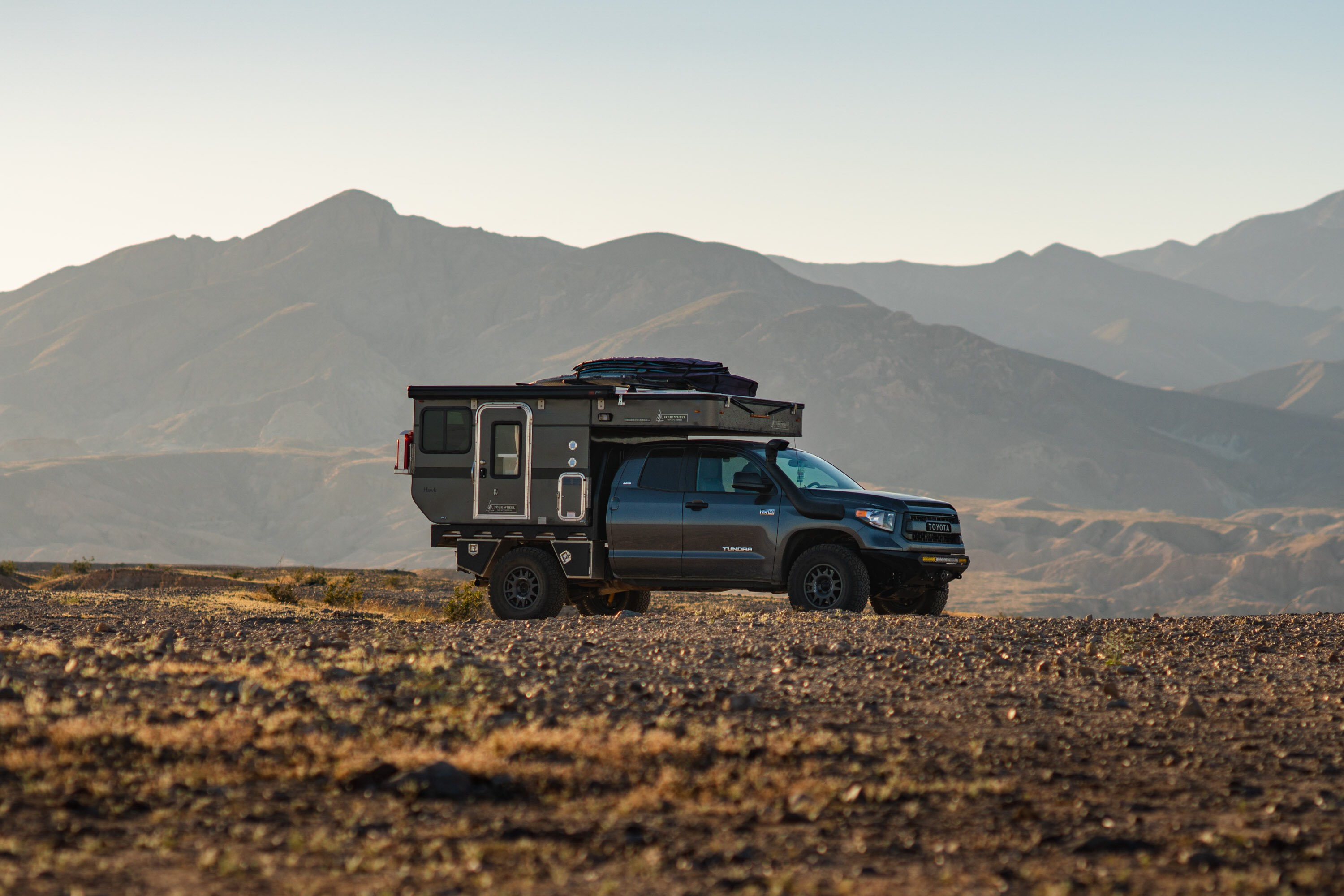 Four Wheel Camper Owners Win Overland Expo 'Cool Ride