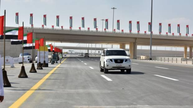 New highway connects Abu Dhabi to Dubai
