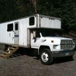 Box Truck Conversion Truck Conversion Toterhome Community
