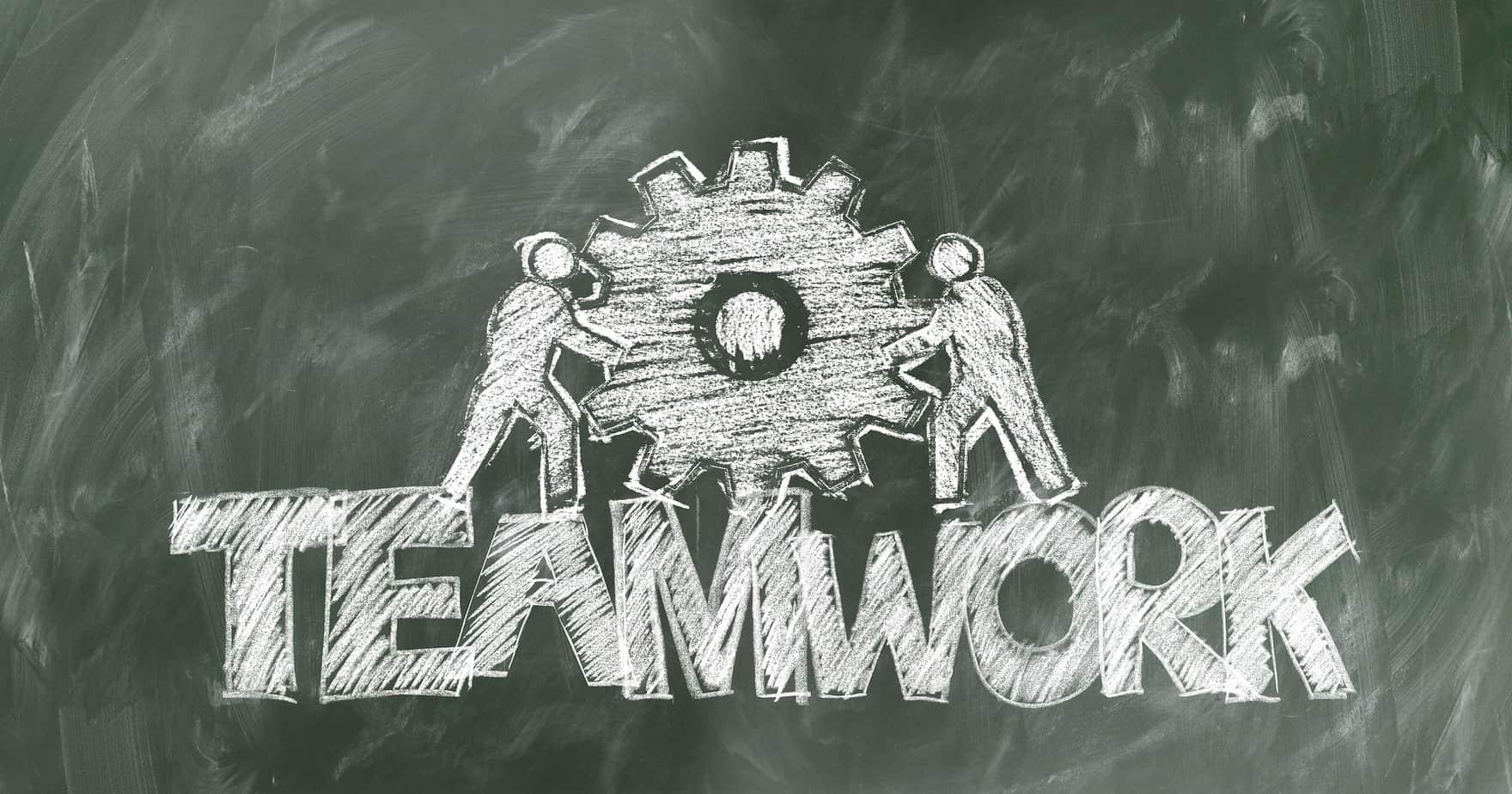 driving team work pays