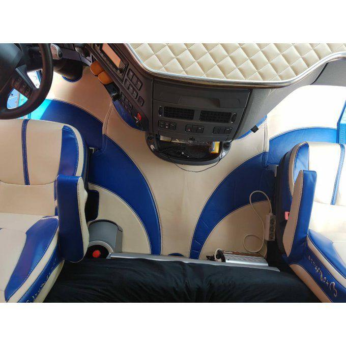tapis et capot moteur adaptable daf