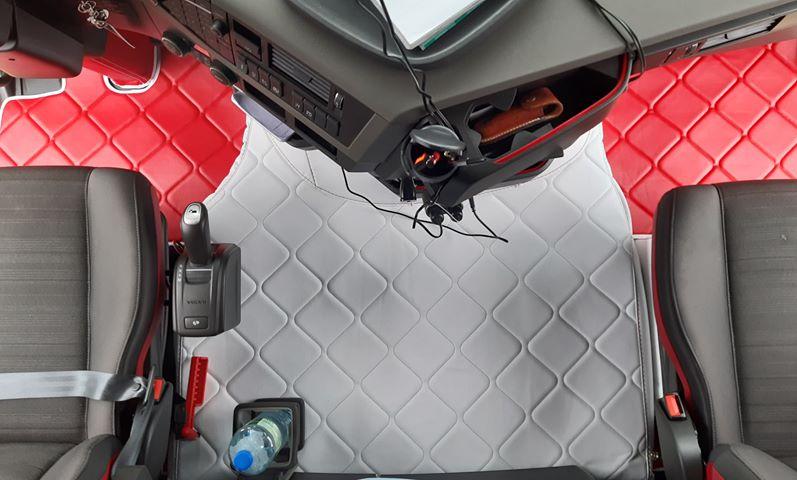 tapis sol et capot moteur fh4 automatique exclusive trucketvanshop