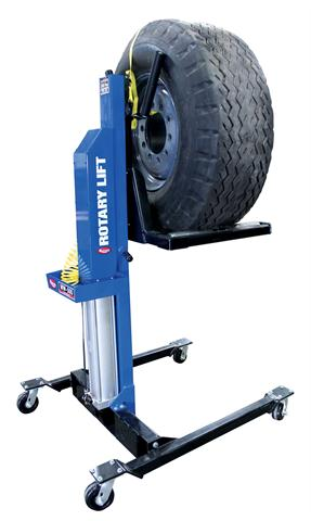 Rotary Lift Introduces Mw 500 Mobile Wheel Lift Products