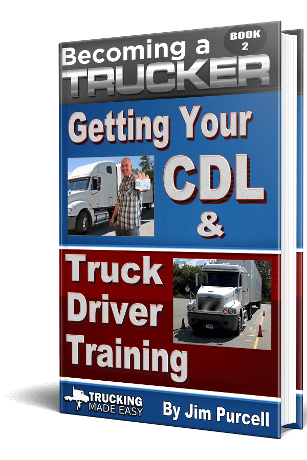 Trucking Made Easy: The Complete E series  Image of BAT2 welcome