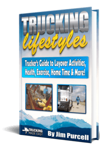 Trucking Made Easy: The Complete E series  Image of trucking lifestyles 600 compressed 200x300