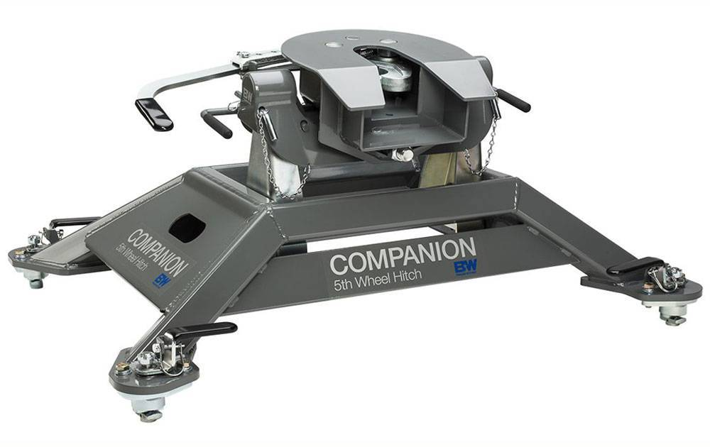 B Amp W Companion Oem Puck System Fifth Wheel Hitch Rvk3370
