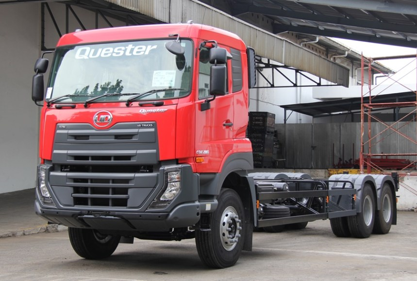 Image result for ud truck quester indonesia