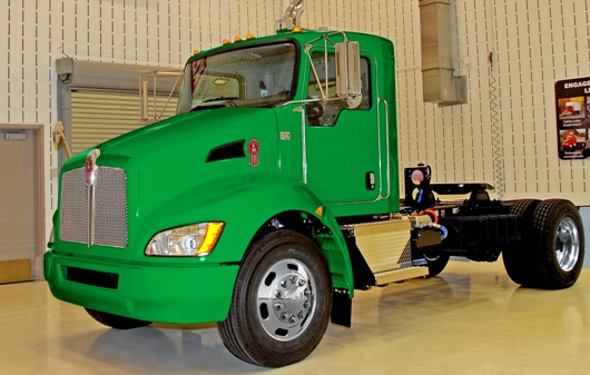 Kenworth Offering New Hybrid Tractor For Local Haul