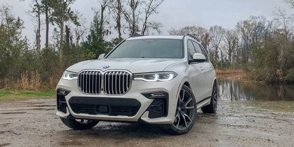 First Drive: 2019 BMW X7 Rushes into Large SUV Frenzy ...