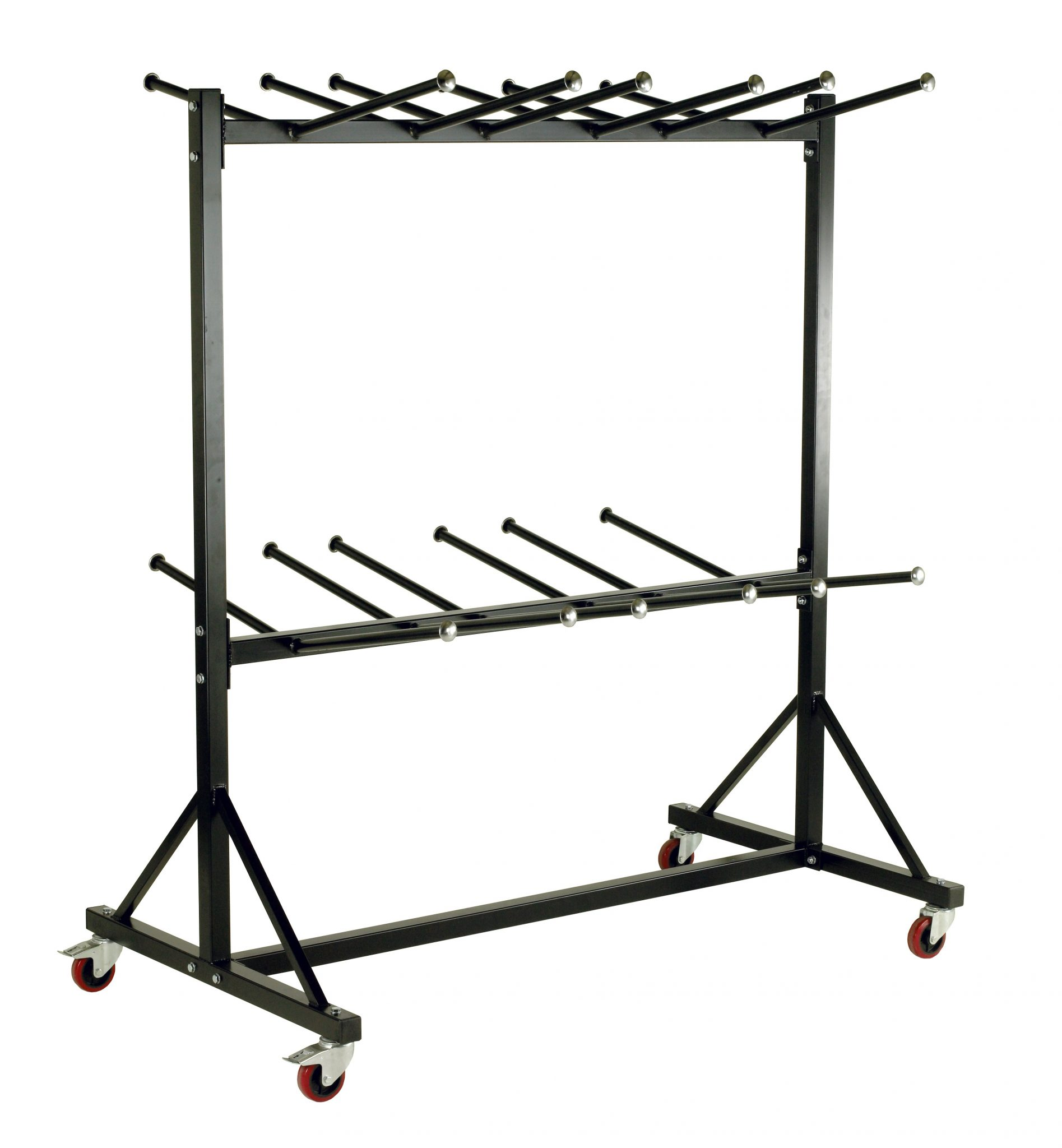 Hanging Chair Storage Trolley