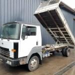 Nissan T135 7500kgs 131000km Tipper Truck 7 5 T Trucksnl