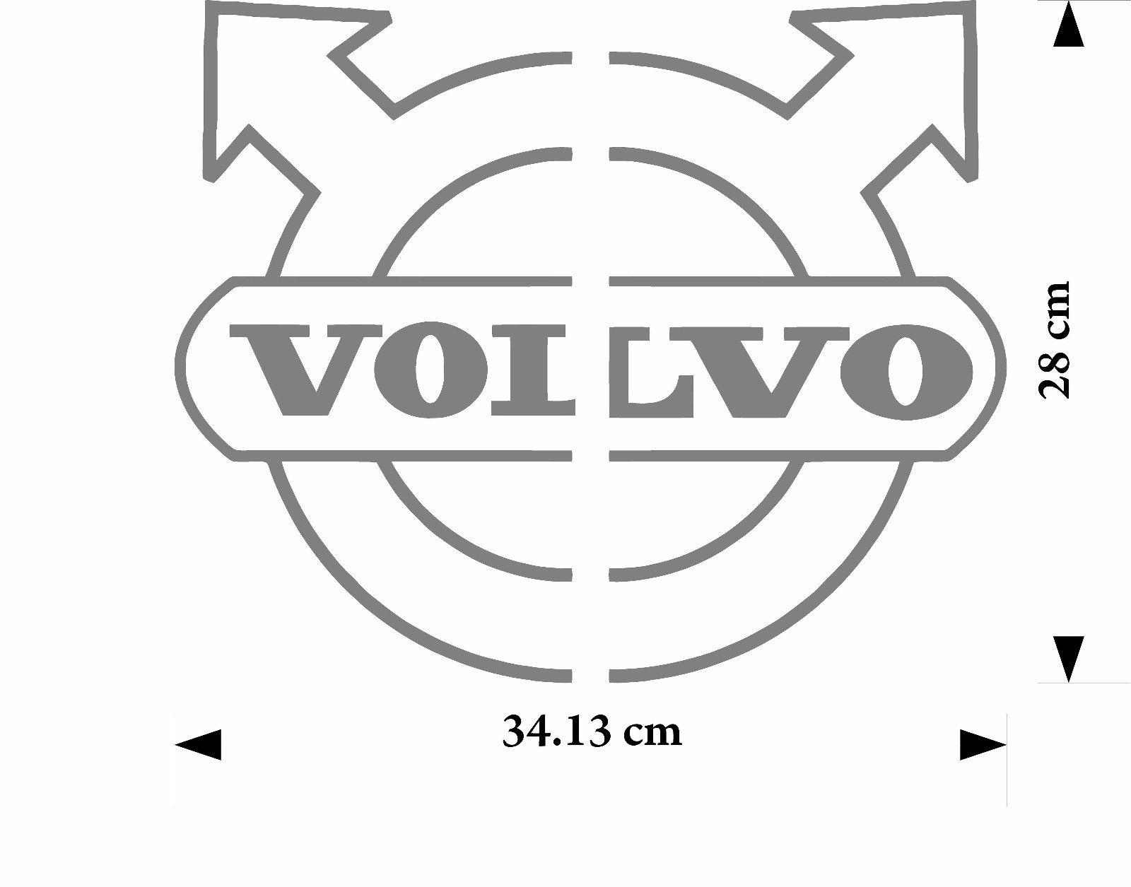 Volvo Truck Stickers