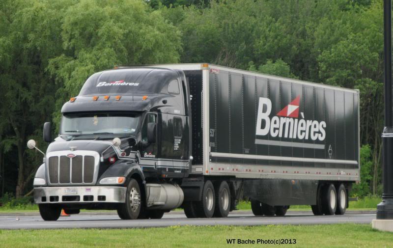 Transport Bernires Truck Stop Quebec Annuaire Du