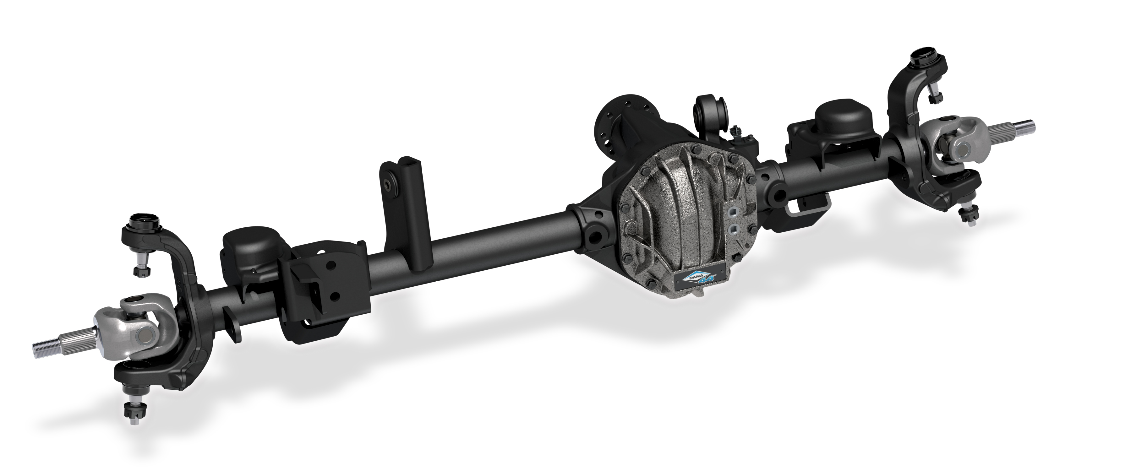 New Jeep Wrangler Axles From Dana