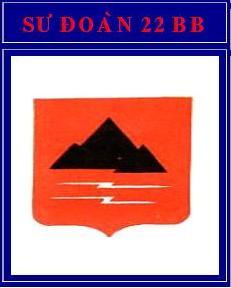 sư đoàn 22 bộ binh quân lực việt nam cộng hòa