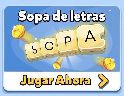 Sopa de Letras: el nuevo mini juego de Apalabrados