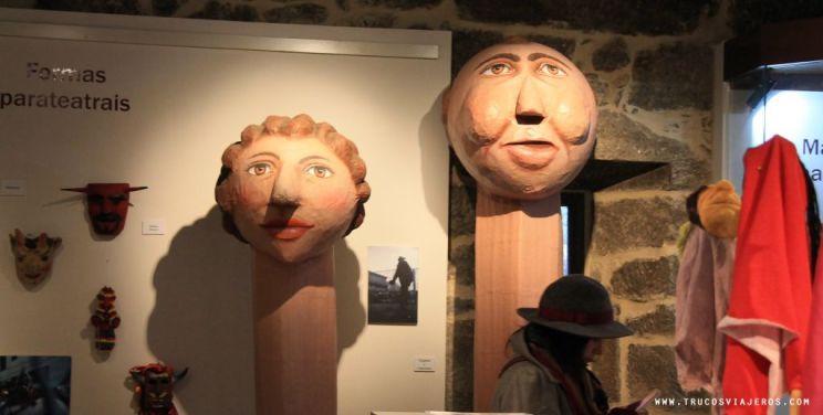 Museum of Marionettes Pazo de Liñares Lalín - trucosviajeros