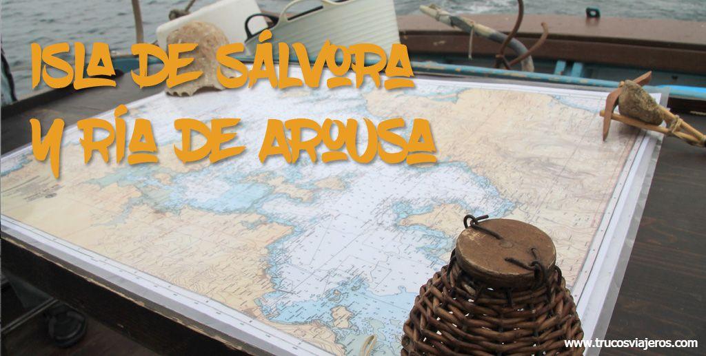 Salvora y Ria de Arousa Galicia