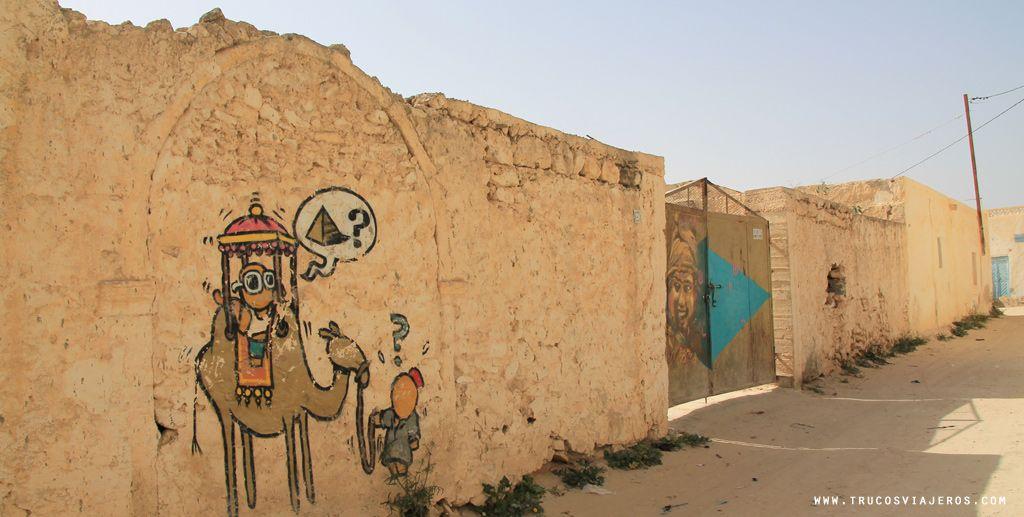 Graffiti Djerba Island Djerbahood