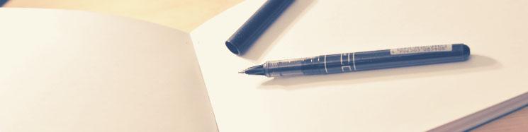 trucs de blogueuse - page blanche