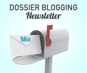 Dossier Blogging Newsletter