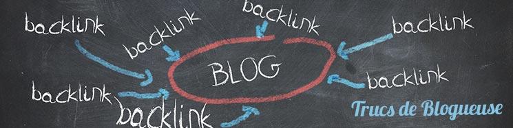 trucs de blogueuse - backlink