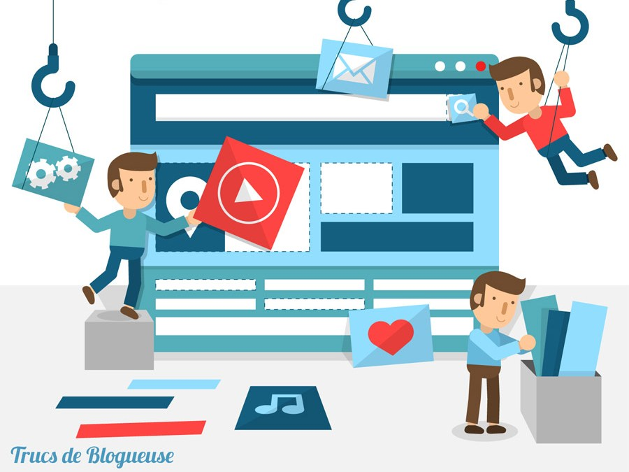 Comment personnaliser la page d'accueil de son blog