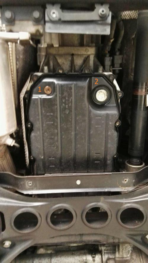 Carter boite de vitesse Tiptronic KMB