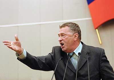 Азербайджан направил ноту России из-за высказываний Жириновского