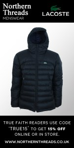 Lacoste Water Repellant Down Jacket - Black