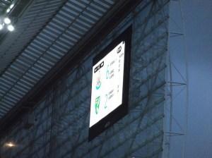 SJP scoreboard 6-2 Norwich Home, 18.10.15