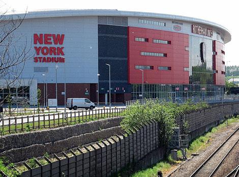 Rotherham United New York Stadium
