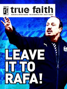 tf 130 cover - Leave it to Rafa! Cutout pic of rafa coaching