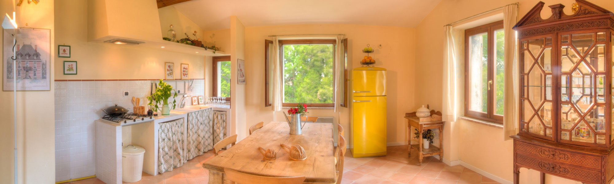 Villa Colibrì in Umbria - Kitchen