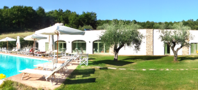 Boutique Hotel Umbria - View