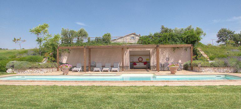 Villa Campo Rinaldo in Umbria