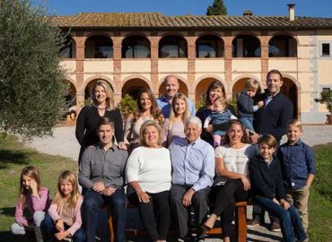 Family Reunion in Umbria