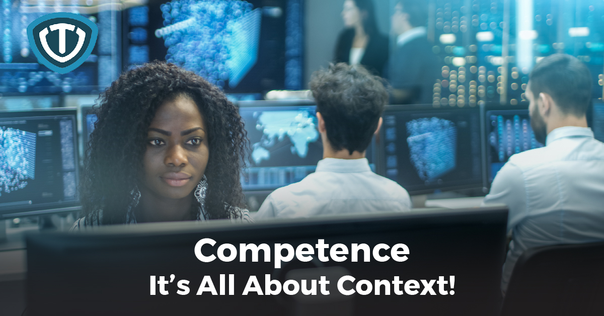 Great test design depends on a shared understanding of competence.