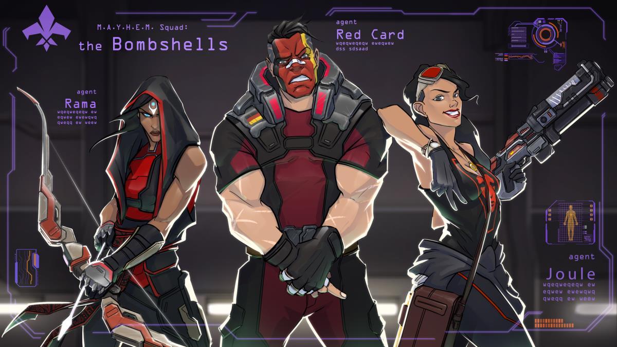 Bombshells Achievement In Agents Of Mayhem