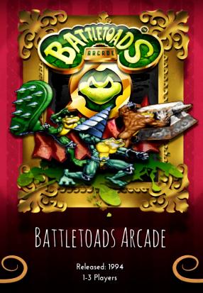 Guide for Rare Replay - Battletoads Arcade (1994)