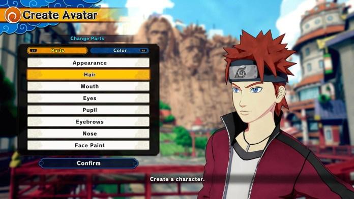Naruto to Boruto Customization
