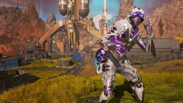 Apex Legends – Octane Edition leak reveals a funky new skin
