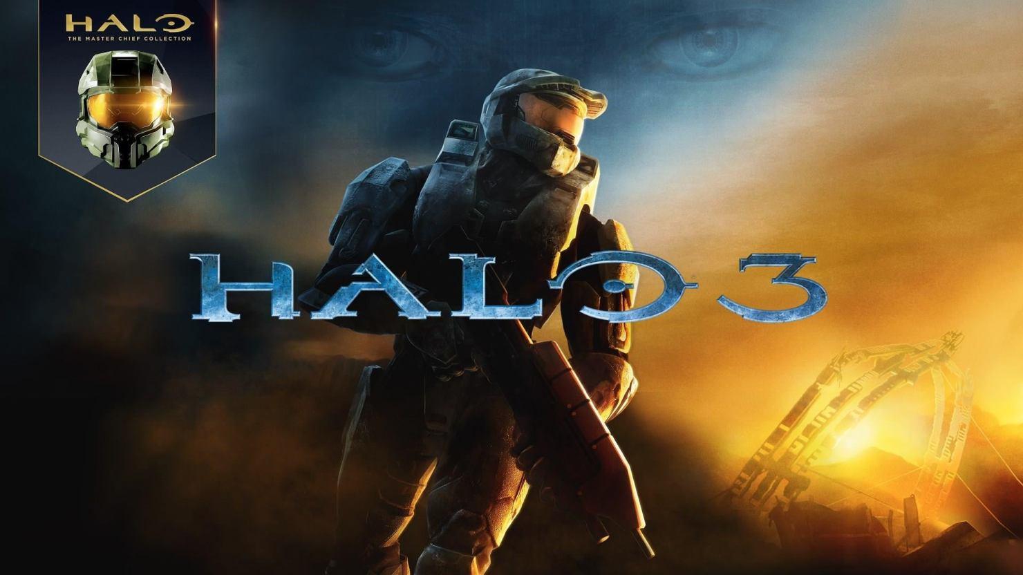 Halo 3 ~ TitledHeroArt