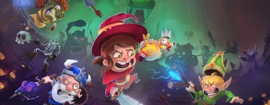 EPIC GAME! achievement in Munchkin: Quacked Quest